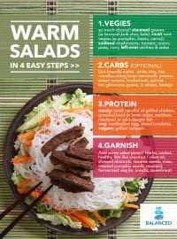 Warm Salads How To